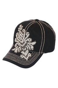 Jeweled Baseball Cap
