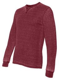 J. America - Vintage Zen Thermal Long Sleeve T-Shirt