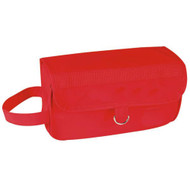 Roll-Up Travel Kit, Red