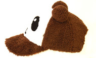 Elastic Fitted Hat - Academy Bear