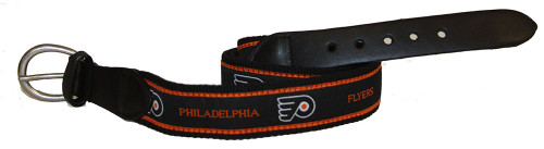 The Mark Adult Canvas Material NHL Philadelphia Flyers w/Buckle Closure