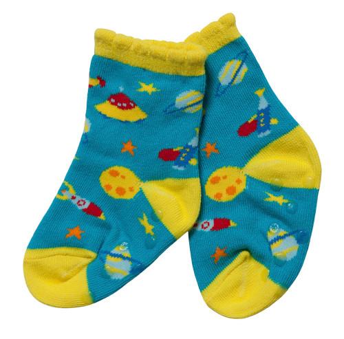 Toddler Socks Multi-Star