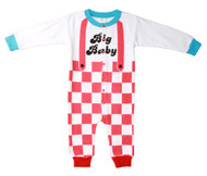 Baby Pajamas Bodysuit Big Baby