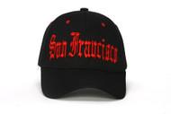 City Caps Olde English Adjustable Baseball Hat (Various Styles)