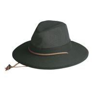 C/TWILL BRIM & MESH CROWN HAT