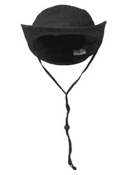 Twill Washed Hunting Hat w/ Cord