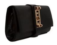 "Womens Fashion ""Bordeaux"" Clutch Bifold Wallet"