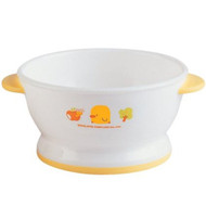 Piyo Piyo 2 Handled Slip Proof Bowl