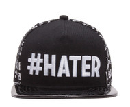 #HATER Emoticon Polished Bill Snapback
