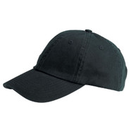 6 PANEL WASHED TWILL CAP