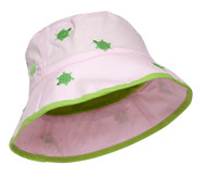 Youth Canvas Tropical Bucket Hat