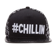 #CHILLIN Emoticon Polished Bill Snapback