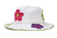 Kindercaps Youth Flower Bucket Hat