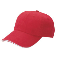 LOW PROFILE(UNS)BRUSHED CANVAS CAP