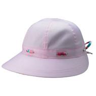 LADIES' BRUSHED TWILL HAT