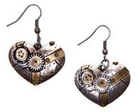 Steampunk Earrings (Various Styles & Designs)