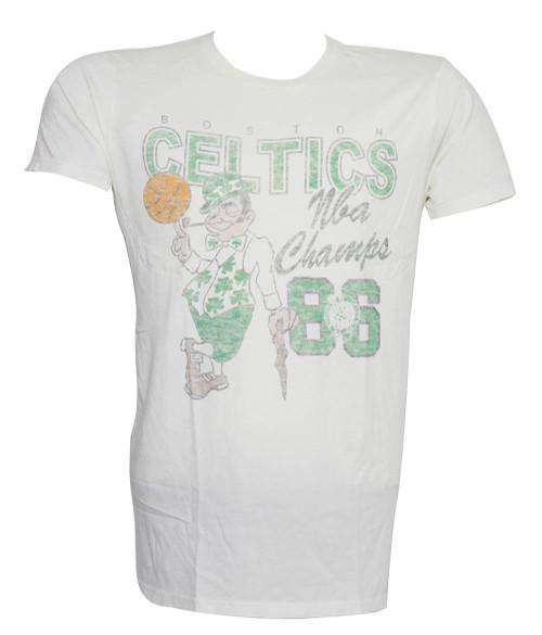 Boston Celtcs NBA Champs '86 T-Shirt