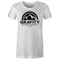 Gravity Outdoor Co. Womens AA USA Made Short-Sleeve T-Shirt