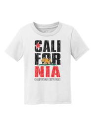 Kids California Republic Bear Cub Short-Sleeve T-Shirt