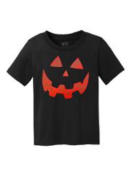 Kids Jack-o'-lantern Short-Sleeve T-Shirt