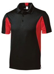 Gravity Threads Micropique Sport Athletic Polo