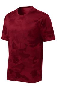 Gravity Threads CamoHex Short-Sleeve T-Shirt