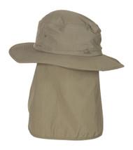 The American Outdoorsman Explorer Talon UV Bucket w/ Flaps