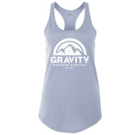 Gravity Outdoor Co. Womens Shirttail Tank Top