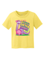 Toddlers I'm the Big Sistersaurus Short-Sleeve T-Shirt