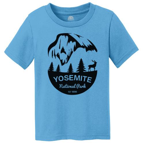 Gravity Outdoor Co. Yosemite Youth Short-Sleeve T-Shirt