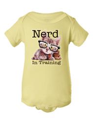 Infant Nerd in Training Bodysuit