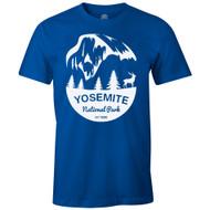Gravity Outdoor Co. Yosemite Mens AA USA Made Short-Sleeve T-Shirt