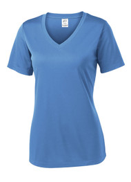 Gravity Threads Womens Competitor V-Neck T-Shirt