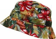 KBETHOS Fashion Bucket Hat Cap - Floral - Khaki