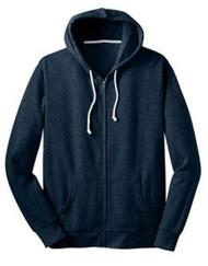 Fleece Essential Full-Zip Hoodie
