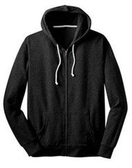 Fleece Essential Full-Zip Hoodie