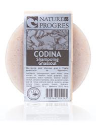 Codina Shampooing Ghassoul Soap  DANDRUFF & ITCH SCALP
