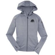Gravity Outdoor Co. Womens Fleece Hooded Jacket