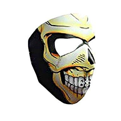 Skull Skulskinz Full Neoprene Adjustable Face Mask