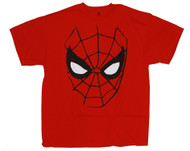 The Amazing Adventures of Spiderman, 2X-Large Red