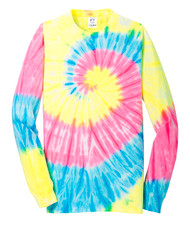 Gravity Threads Tie-Dye Long-Sleeve Shirt