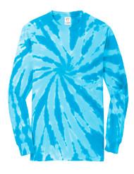 Gravity Threads Tie-Dye Long-Sleeve Shirt