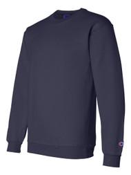Champion Adult 50/50 Crewneck Sweatshirt, Ash