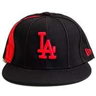New Era Custom Los Angeles Dodgers Fitted Hat 7 3/4