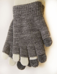 Double Layed Touch Phone Texting Glove