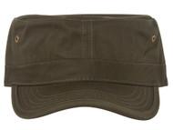 Enzyme Regular Army Cap Adjustable Strap , Dark Olive