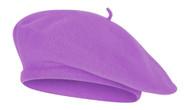Top Headwear Wool Blend French Bohemian Beret