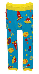 Baby Leggings - Spaceships