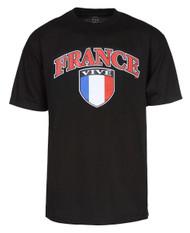 Vive France Cotton T Shirt