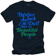 Brother Jack McDuff Beautiful People Jazz Blues T-Shirt